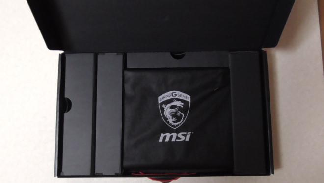 msi製ノートパソコンのレビュー-713