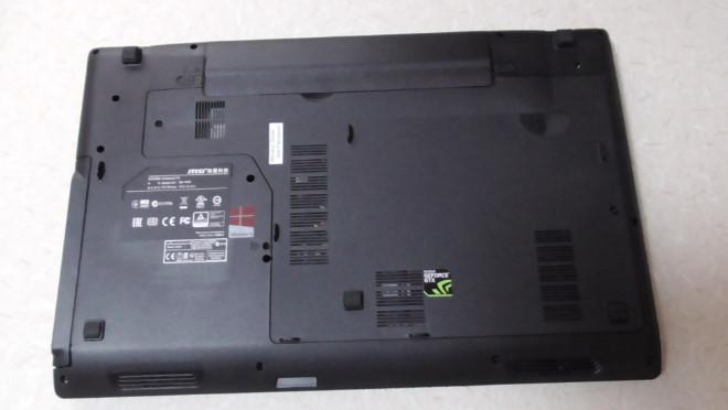 msi製ノートパソコンのレビュー52-714