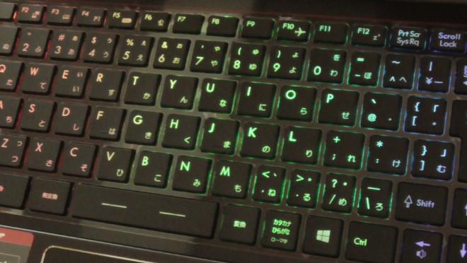 msi製ノートパソコンのレビュー8-34-745