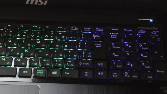 msi製ノートパソコンのレビュー48-56-919