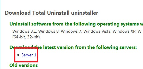 ソフトTotal Uninstall6-818