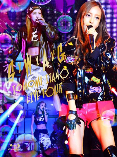 板野友美「Live Tour S×W×A×G」