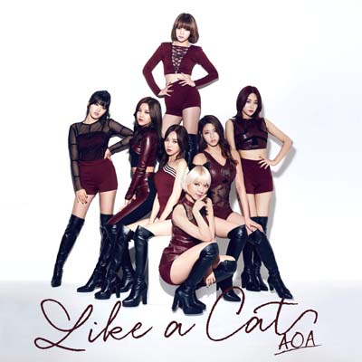 AOA「Like a Cat」