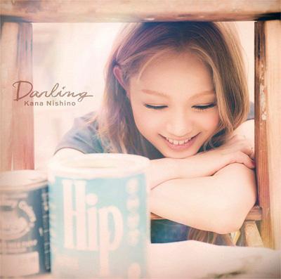 西野カナ「Darling」r(初回生産限定盤)(DVD付)