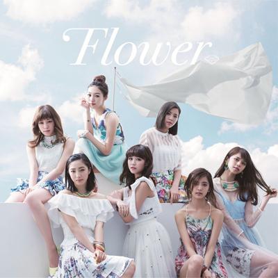 Flower「Blue Sky Blue」(期間生産限定盤)
