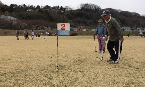 フィールドゴルフ2