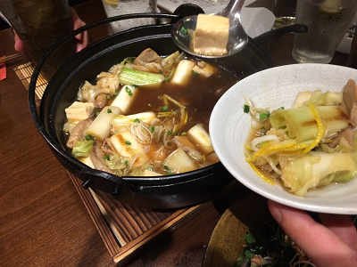 ねぎま鍋2