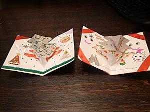 クリスマスカード作品141205_01