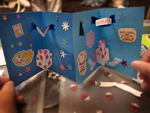 クリスマスカード作品141205_02