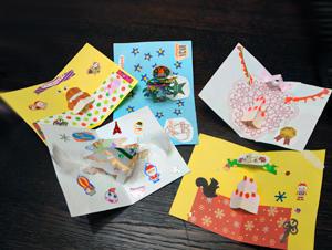 クリスマスカード作品141205_03