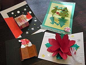 クリスマスカード作品141208_01