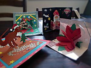 クリスマスカード作品141209_01