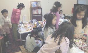 コサージュ150305_sagyou