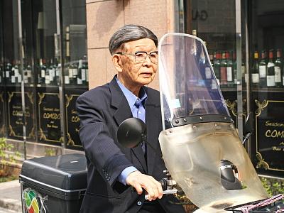 中央区京橋の印鑑・はんこ屋【有限会社 広雲堂】86歳で現役の店主