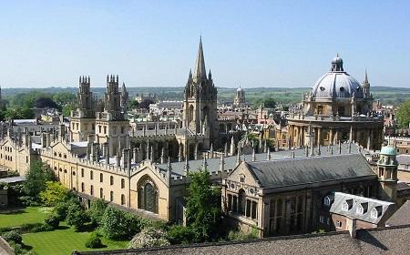 オックスフォード大学~