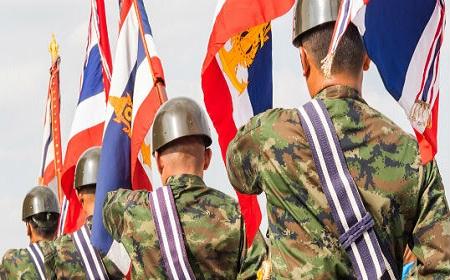 タイの徴兵制~