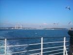 久里浜港からフェリー