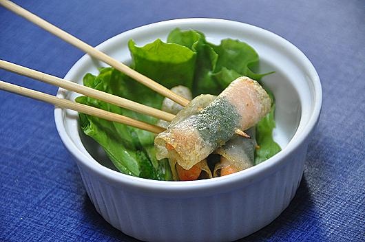 鮭のジャガイモ揚げ2