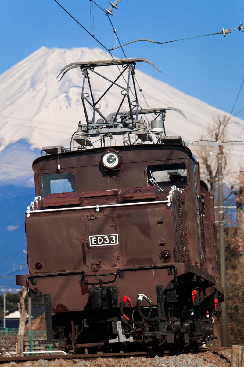 ED32 ED33 伊豆箱根鉄道