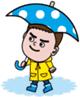 えっくん雨