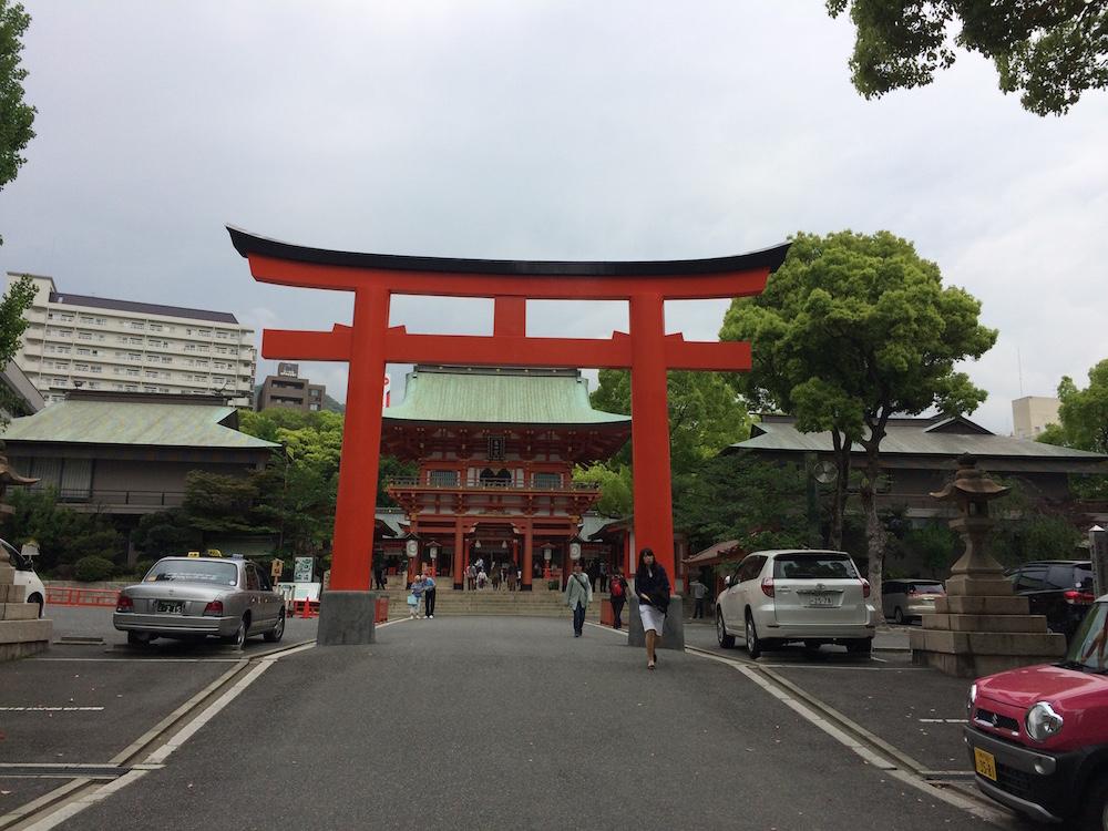 三宮神社1
