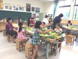 小学校 花育