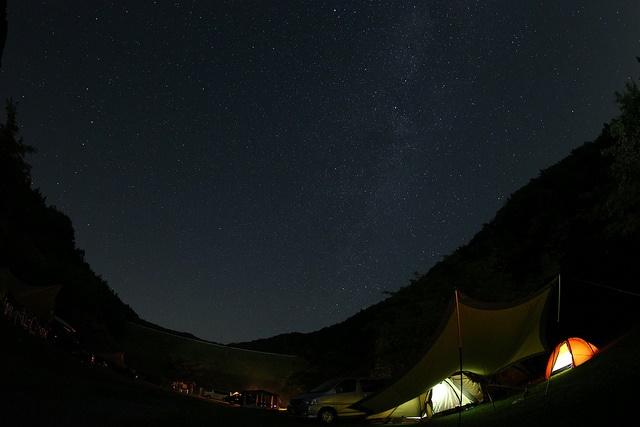 夜 キャンプ①(640)