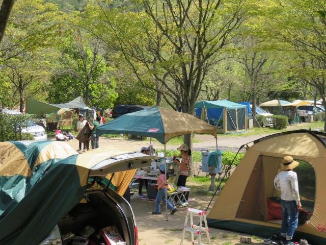 キャンプサイト①640