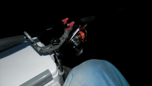 4:30 釣り開始 ♪