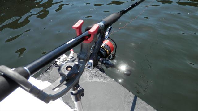 14:15 釣り開始 ♪