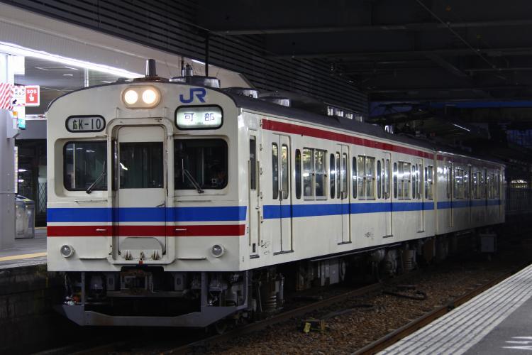 105系 K-10 広島