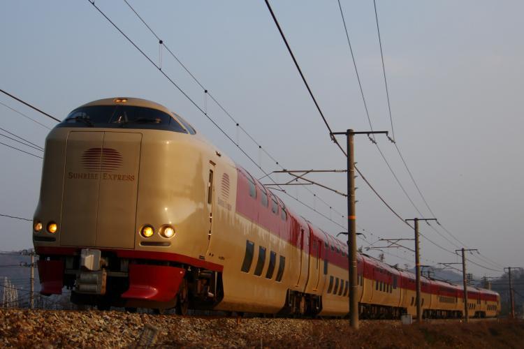 285系0番台 I-03 瀬戸-上道