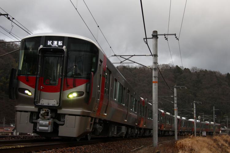 227系6両 A04+05 入野-白市