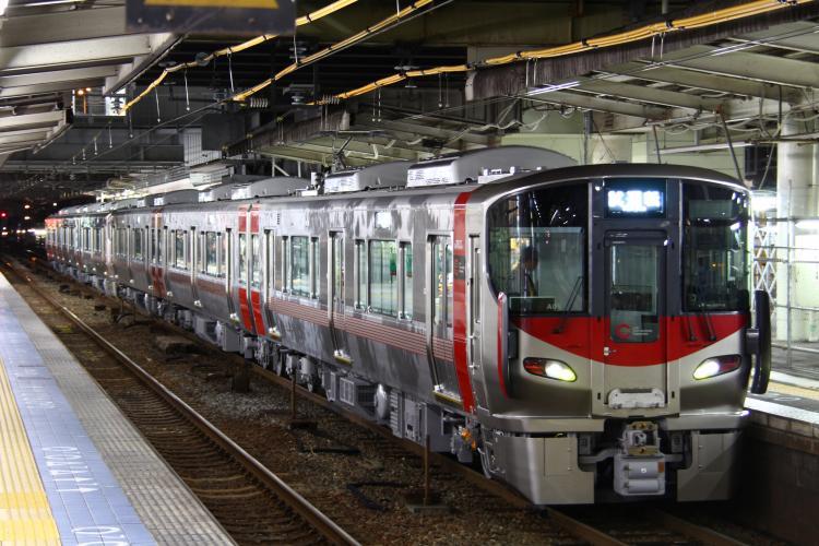 227系6両 A04+05 広島