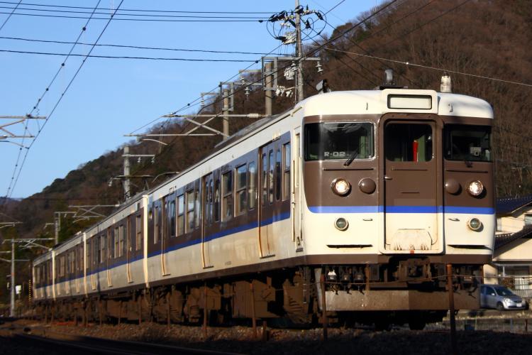 115系R-02 瀬野-中野東