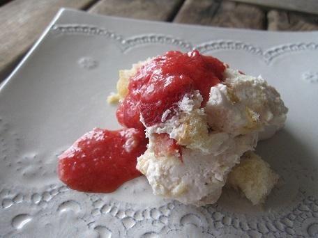 苺のティラミス