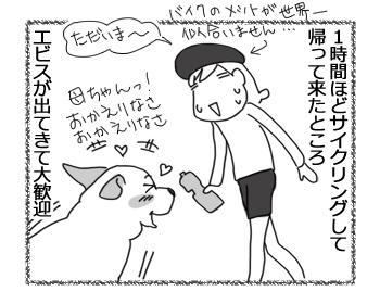 羊の国のラブラドール絵日記シニア!!「通じない冗談」1