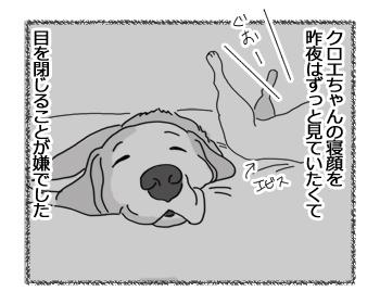 羊の国のラブラドール絵日記シニア!!「I'll be watching you」1