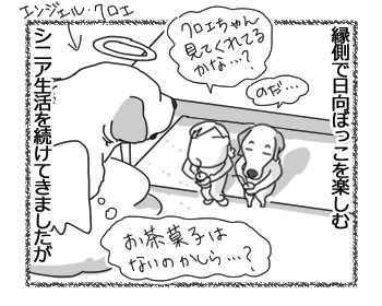羊の国のラブラドール絵日記シニア!!「シニア生活改め・・・」2