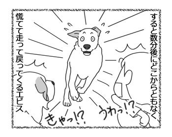 羊の国のラブラドール絵日記シニア!!「しらを切り通せ!」3