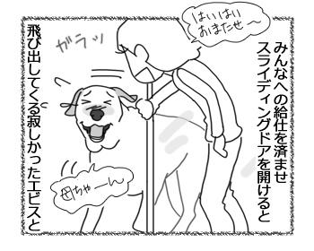 羊の国のラブラドール絵日記シニア!!「クロエ・アントワネット」3