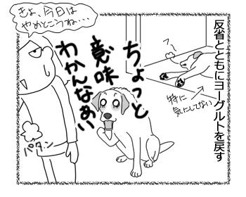 羊の国のラブラドール絵日記シニア!!「いろんな「わけで」」4