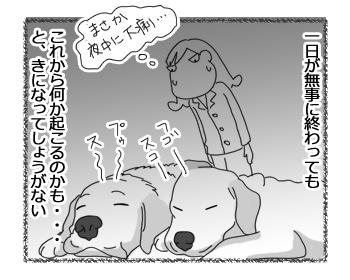 羊の国のラブラドール絵日記シニア!!「昨日のは何だったんだ!?」3