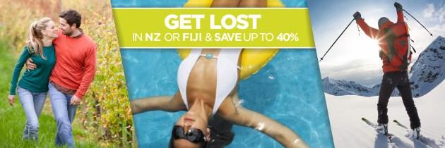 ル·クラブ·アコーホテルズでニュージーランド フィジーを対象としたセール 最大40%OFF