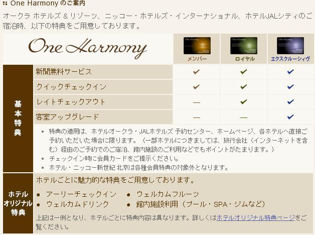 One Harmony