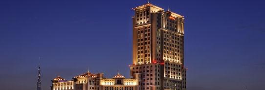 マリオットホテル ドバイに宿泊でエティハド航空のマイルが2,000ボーナスもらえます。