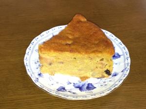 にんじんケーキ