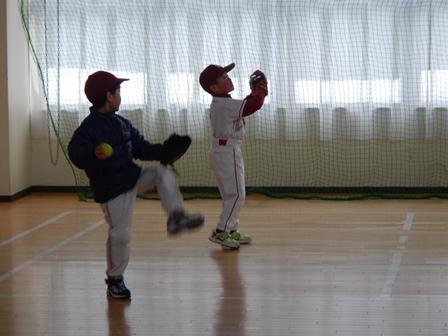 R眞君の野球
