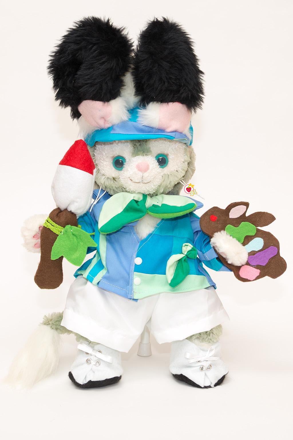 ジェラトーニ☆ヒピホピダンサーさんコス1