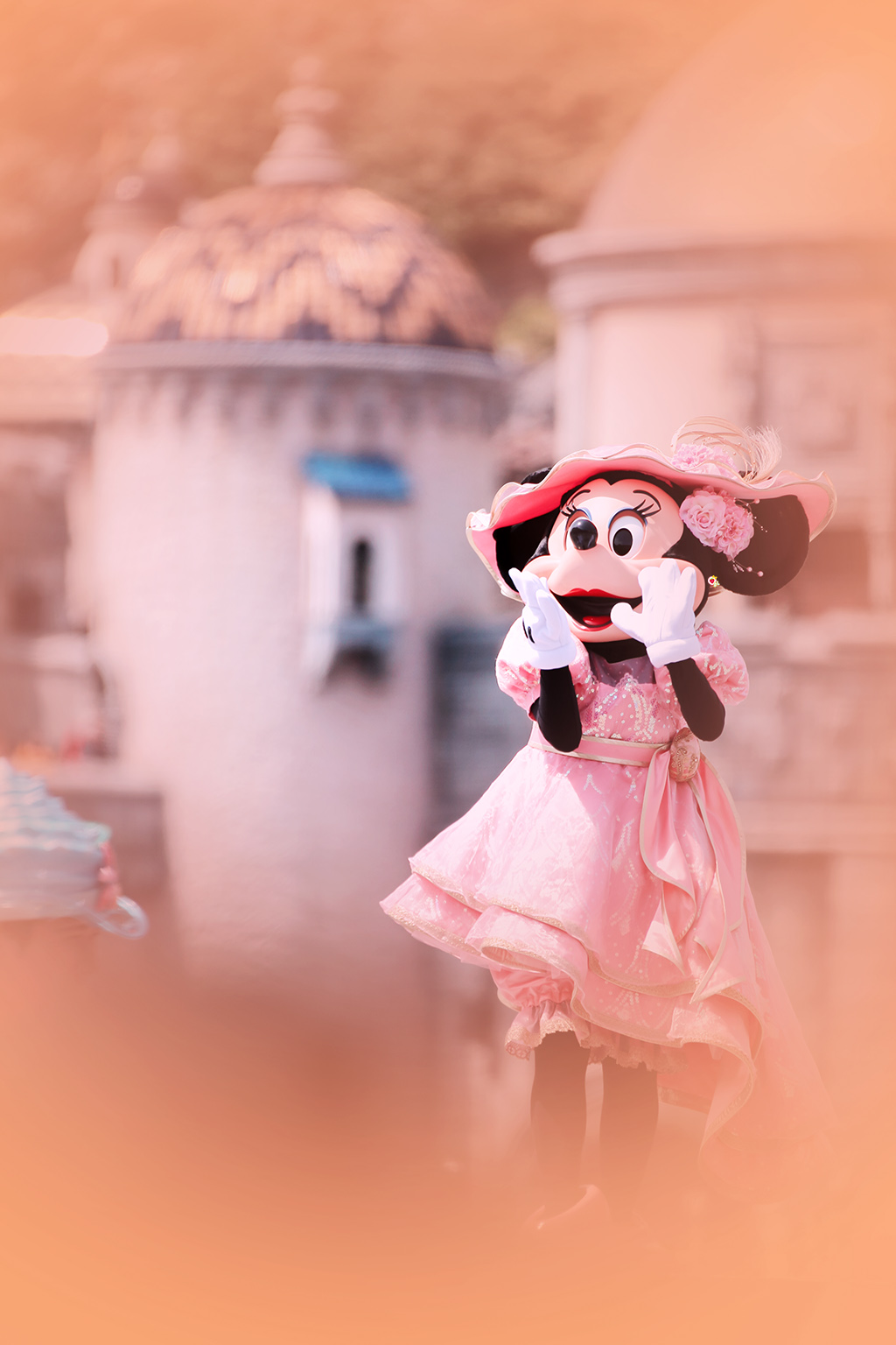 Fashionable Easter/Minnie1